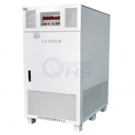 Three out of three variable frequency power supply